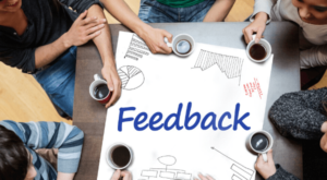 Coaching public speaking feedback