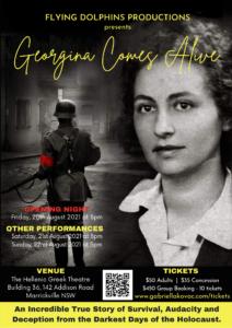 Georgina Comes Alive